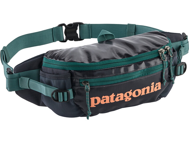 Patagonia Black Hole Waist Pack Smolder Blue